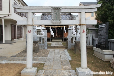 稲荷神社(足立区一ツ家)6