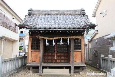 稲荷神社(足立区一ツ家)10