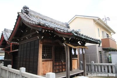 稲荷神社(足立区一ツ家)11