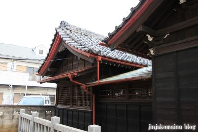 稲荷神社(足立区一ツ家)12