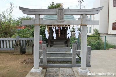 稲荷神社(足立区一ツ家)13