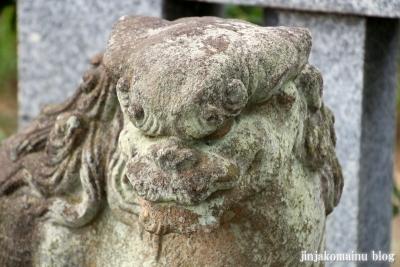 稲荷神社(足立区一ツ家)23