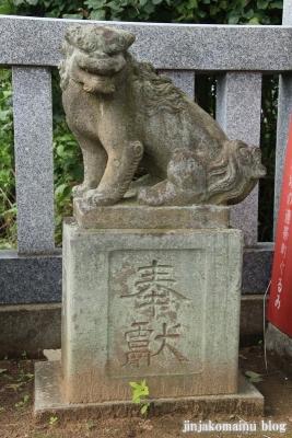 稲荷神社(足立区一ツ家)16