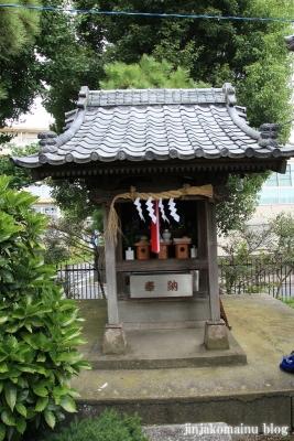 八幡神社(足立区六月)15