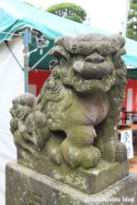 八幡神社(足立区六月)23