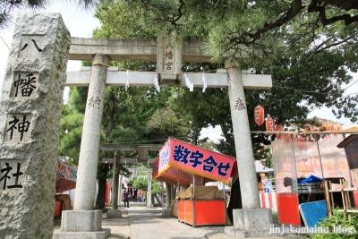 八幡神社(足立区六月)3