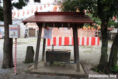 八幡神社(足立区六月)7