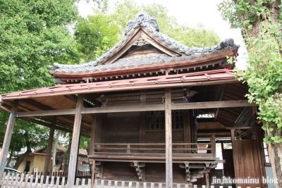 八幡神社(足立区六月)13