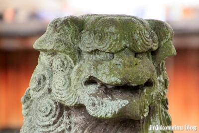 八幡神社(足立区六月)26