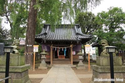 栗原氷川神社(足立区栗原)8