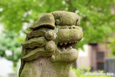 栗原氷川神社(足立区栗原)34
