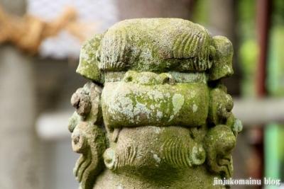 栗原氷川神社(足立区栗原)36