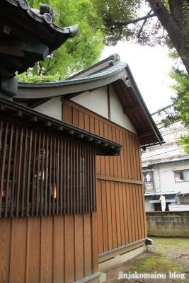 栗原氷川神社(足立区栗原)12