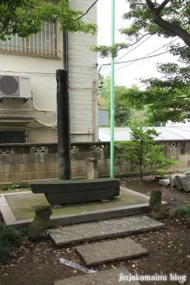栗原氷川神社(足立区栗原)22