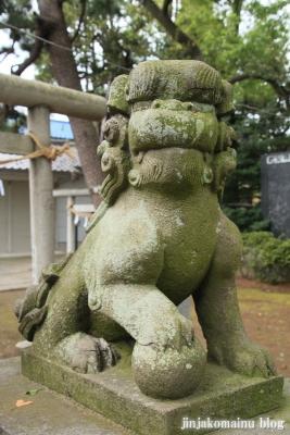 栗原氷川神社(足立区栗原)30