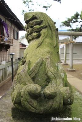 栗原氷川神社(足立区栗原)28