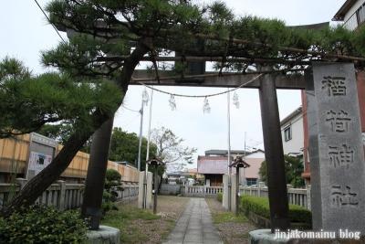 小右衛門稲荷神社(足立区梅島)3