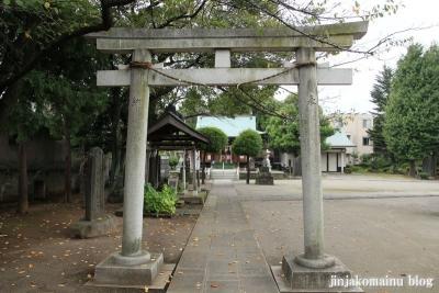 小右衛門稲荷神社(足立区梅島)6