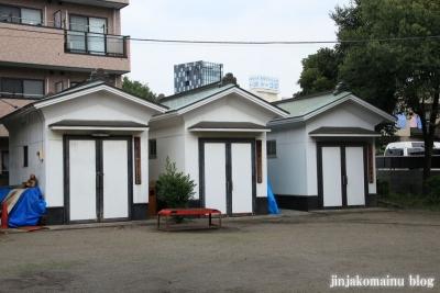 小右衛門稲荷神社(足立区梅島)16