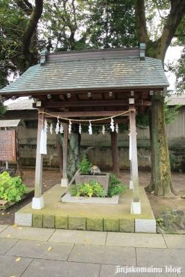 小右衛門稲荷神社(足立区梅島)7