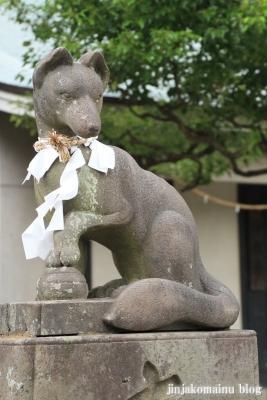 小右衛門稲荷神社(足立区梅島)14