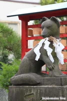 小右衛門稲荷神社(足立区梅島)15