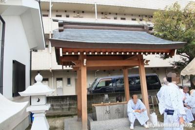 愛宕神社(足立区青井)4