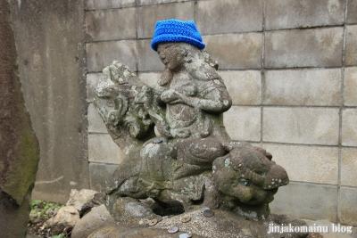 愛宕神社(足立区青井)24