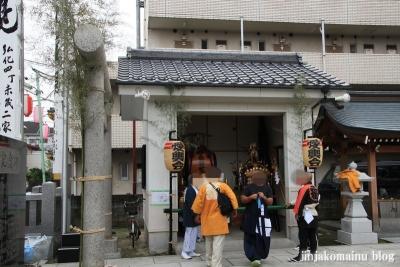 愛宕神社(足立区青井)25