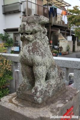 愛宕神社(足立区青井)12
