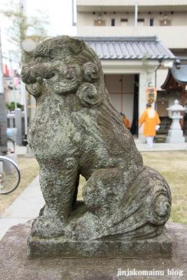 愛宕神社(足立区青井)17