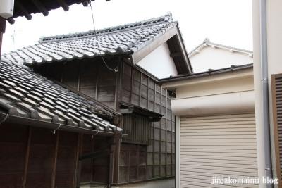 四ツ家稲荷神社(足立区青井)10