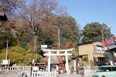織姫神社(足利市西宮町)1