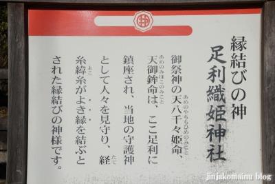 織姫神社(足利市西宮町)5