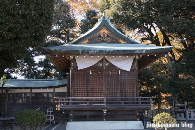 織姫神社(足利市西宮町)17