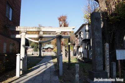 八雲神社(足利市通)1