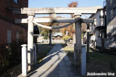 八雲神社(足利市通)4