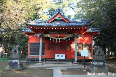 氷川神社(上尾市久保)5