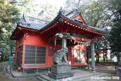 氷川神社(上尾市久保)7