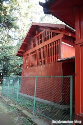 氷川神社(上尾市久保)8