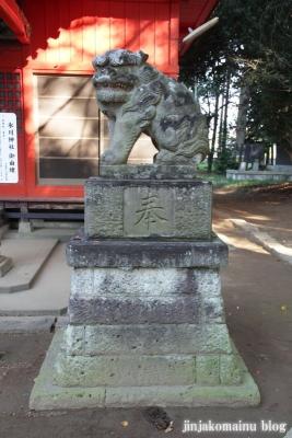 氷川神社(上尾市久保)15