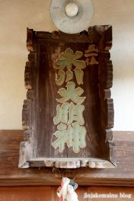 氷川神社(上尾市菅谷)6