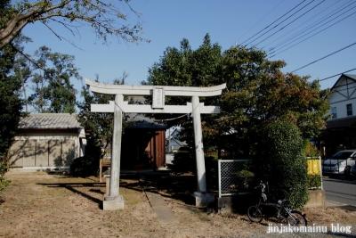 氷川神社(上尾市菅谷)1
