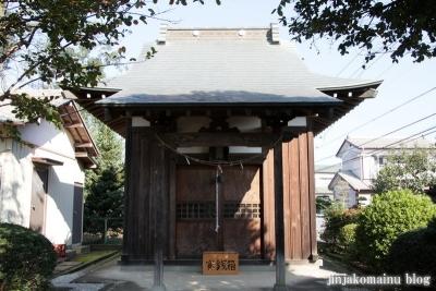 氷川神社(上尾市菅谷)5