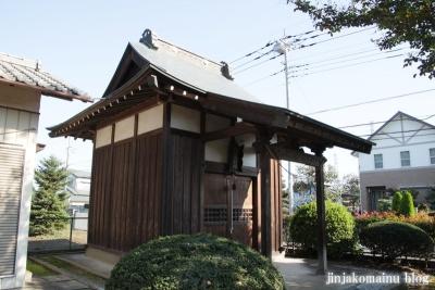 氷川神社(上尾市菅谷)7