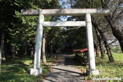 倉田氷川神社(桶川市倉田)3