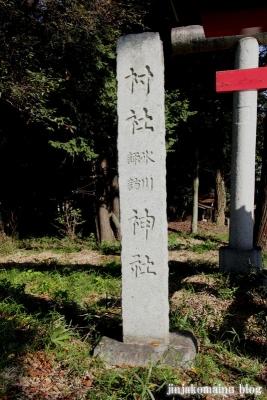 氷川諏訪神社(桶川市小針領家)2