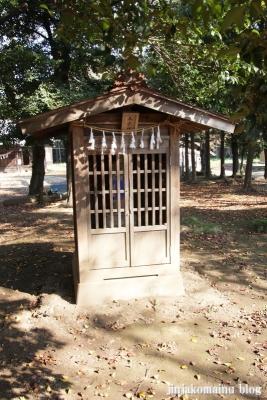 氷川諏訪神社(桶川市小針領家)16