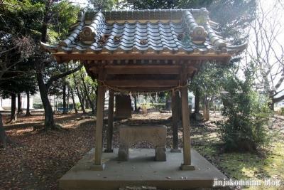 氷川諏訪神社(桶川市小針領家)7