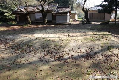 氷川諏訪神社(桶川市小針領家)12